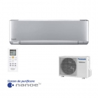 Aparat de aer conditionat Panasonic ETHEREA Silver Inverter XZ25-VKE 9000 Btu/h WiFi inclus