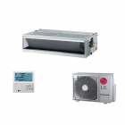 Aparat de aer conditionat LG Duct Type CL09R 9000 Btu/h INVERTER